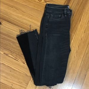 BDG Twig Hi-Rise Cropped Jeans Size 27